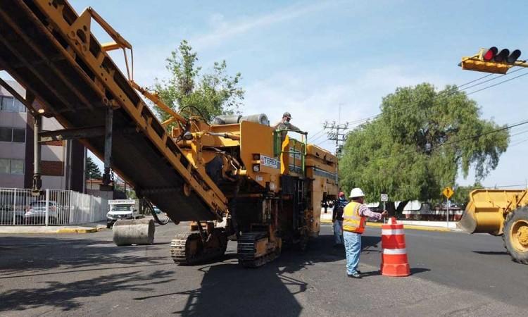 Ayuntamiento de Puebla invierte mil 500 mdp en infraestructura para la ciudad