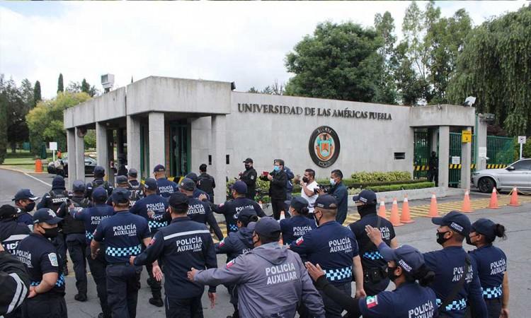 """Denunciará UDLAP la toma del campus por """"nuevo patronato"""""""