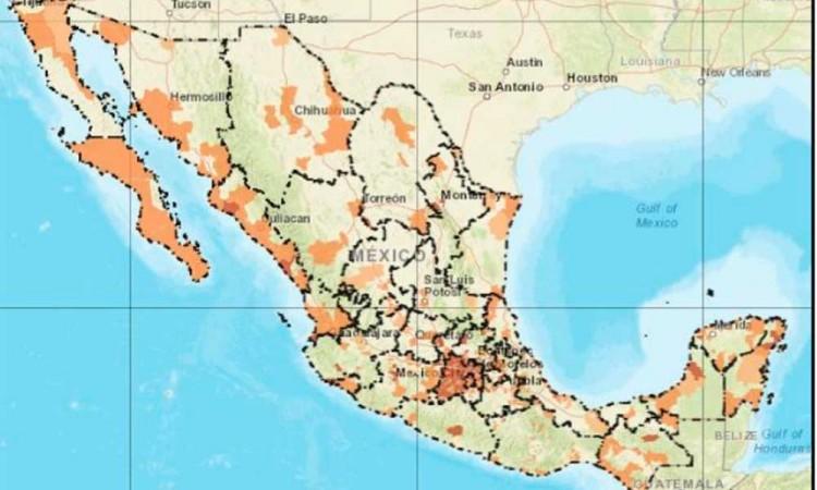 Municipios en Puebla viven sin actualizar su Atlas de Riesgo