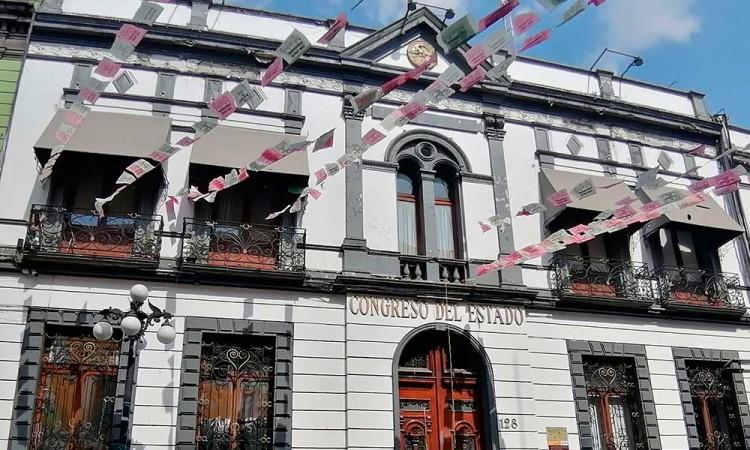 Deja un mal papel la actual legislatura del Congreso de Puebla, confían en los nuevos diputados