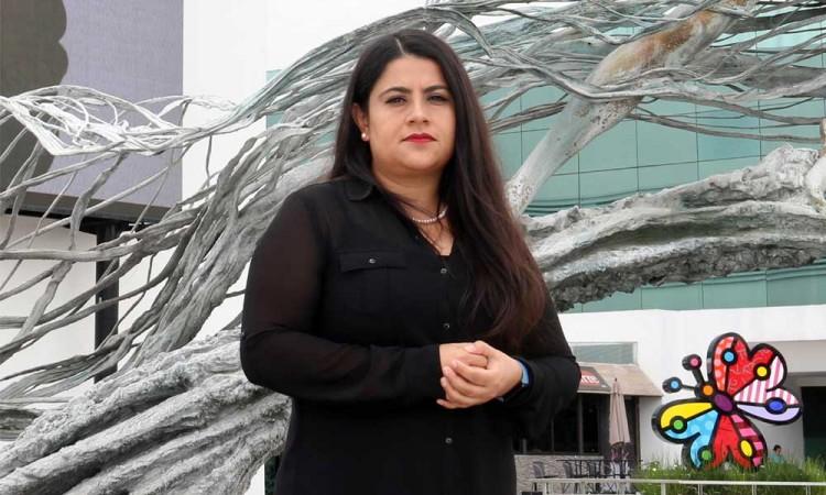 Enseñar es compartir lo que sabemos, pero también deseos de ver a las nuevas generaciones dar un cambio: Rosa Patricia Muñoz