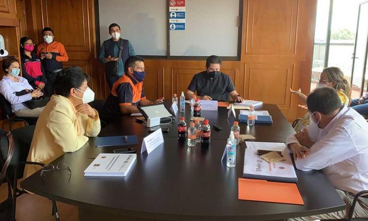 Aprueba Ayuntamiento de Puebla el Programa Municipal de Protección Civil
