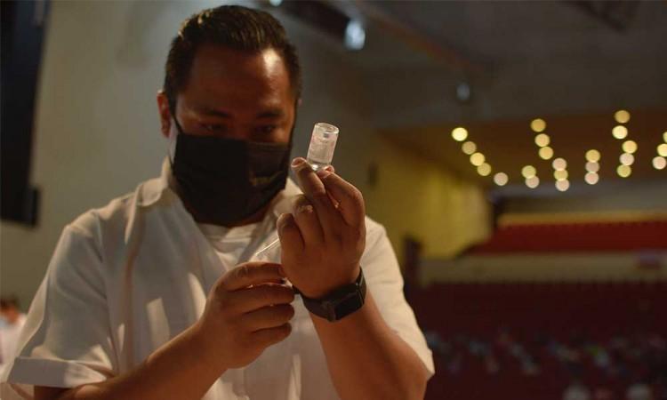 Comienzan jornada de vacunación en la Sierra Norte de Puebla