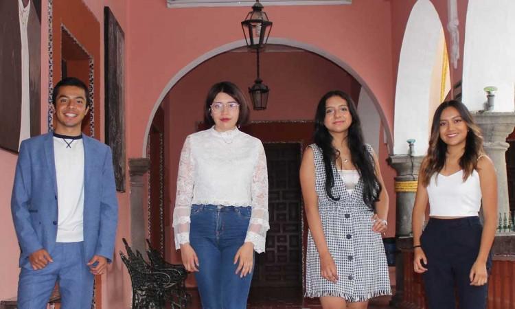 Estudiantes BUAP, ganadores de Jóvenes en Acción 2021