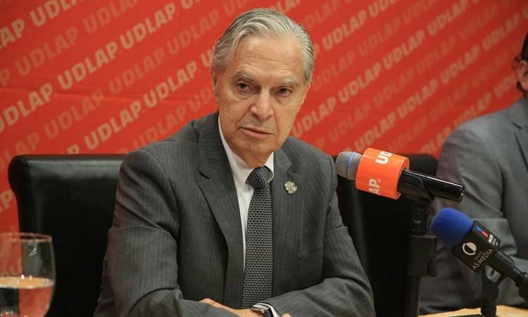 """No me preocupan las denuncias del """"nuevo patronato"""" ante la SEIDO: Luis Ernesto Derbez"""