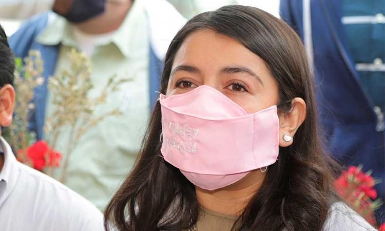 Al margen del regreso de la legislatura al Congreso local de Puebla, da positivo a covid la diputada Vianey García Romero