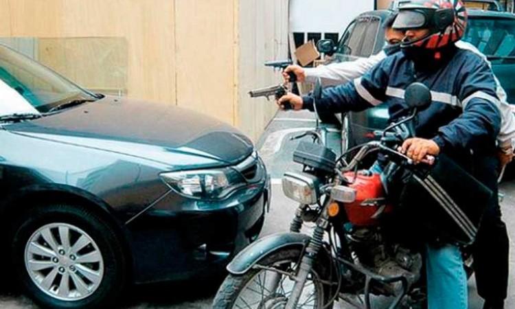 ¿Te han asaltado en motocicleta? Esto les pasará a los delincuentes en Puebla