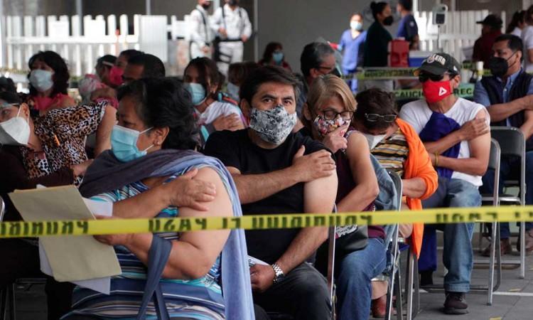Este lunes comenzará la aplicación de segundas dosis SinoVan y Pfizer para la población de 50 a 59 años en Puebla