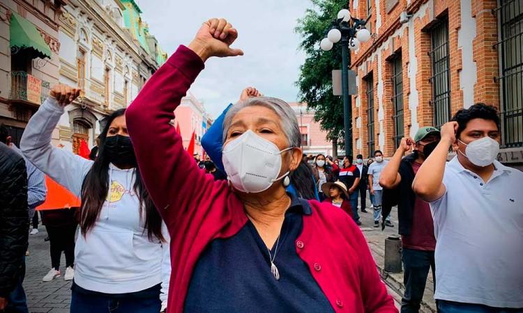 Amonestación del TEEP contra Soraya Córdova tiene bases equívocas: Antorcha