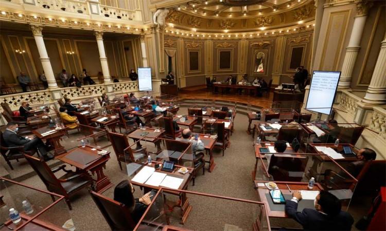 Sesión Ordinaria del Congreso del Estado de Puebla