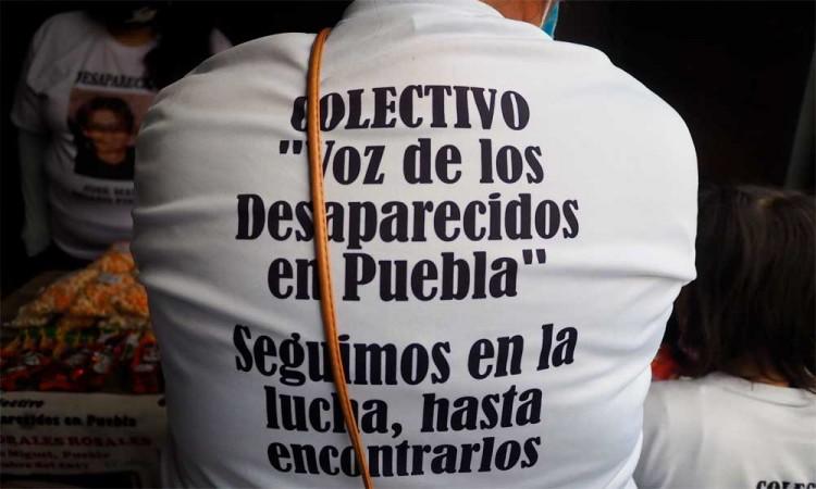 Leyenda en una camiseta de integrante del Colectivo