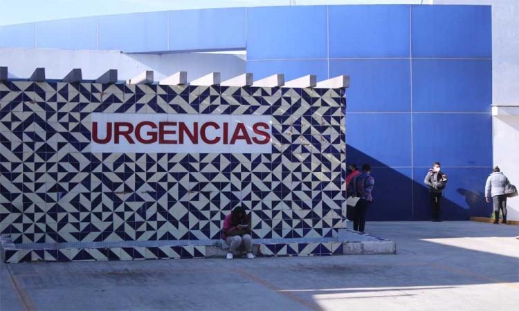 Área de Urgencias de Hospital