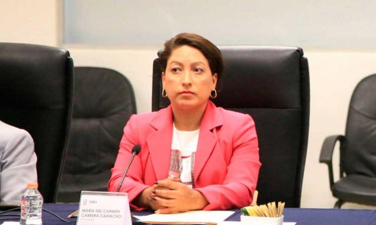 María del Carmen Cabrera Camacho