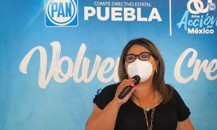 Por segunda ocasión, Genoveva Huerta se contagia de covid-19