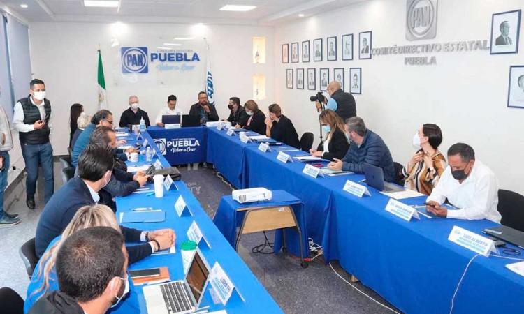 Se reúnen en Puebla diputados federales electos para realizar la Agenda Legislativa del PAN