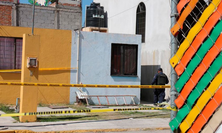 Ahorcan a mujer en San Pedro Cholula