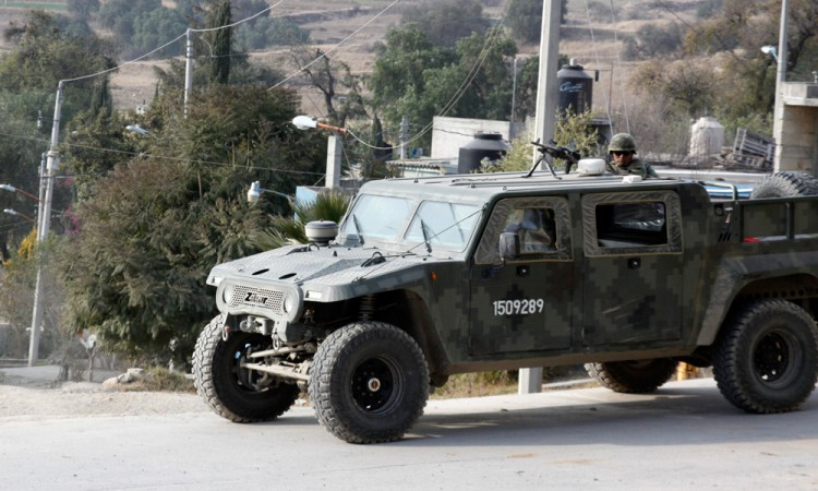 Abren fuego contra oficiales en Santa Rita Tlahuapan