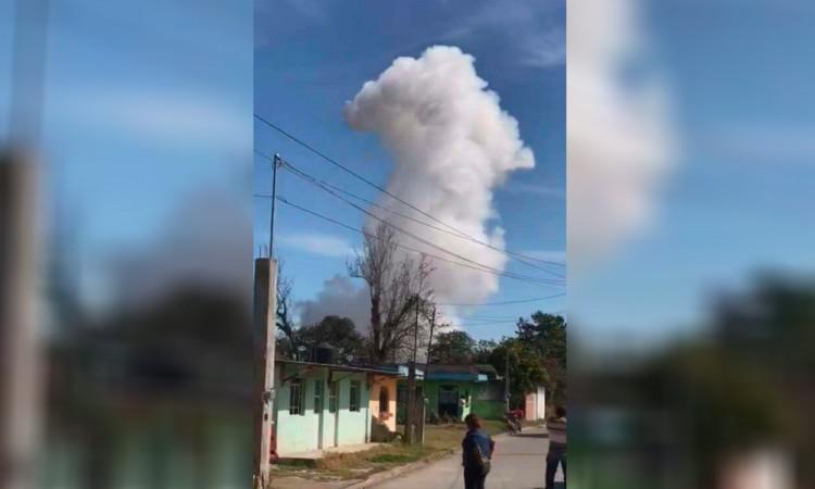 Explosión en polvorín cobra su cuarta víctima mortal