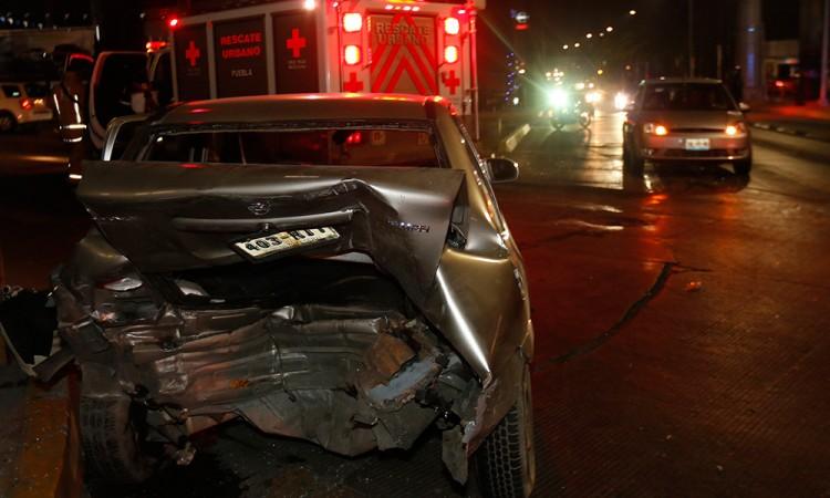 Velocidad y alcohol causan accidentes