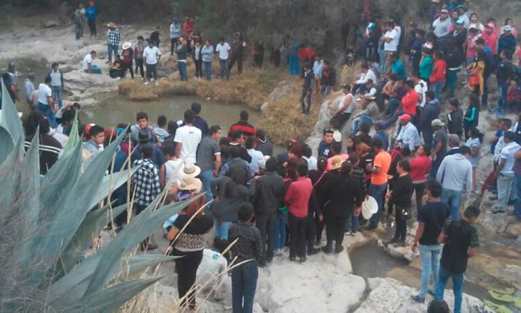 Se ahogan dos hermanos en Cuauhtinchán
