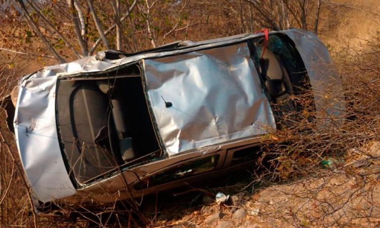 Fallecen dos hombres por accidentes viales