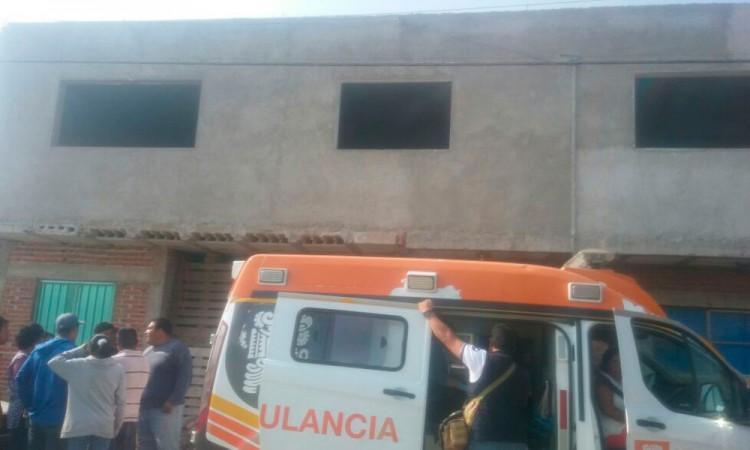 Se electrocuta niño en San Pedro Cholula