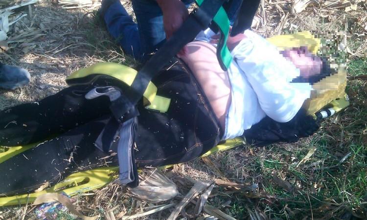 Asaltan y golpean a mujer en calles de Acatzingo
