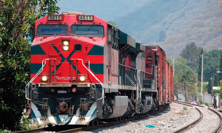 Hurtan 160 toneladas de trenes en 2018