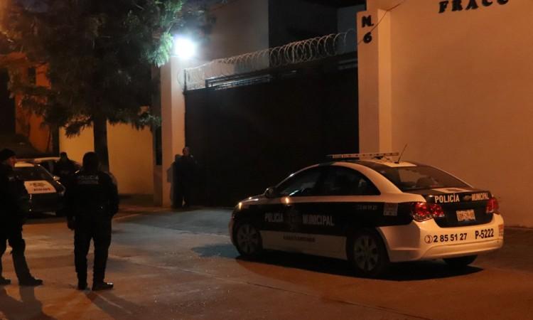 Asesinan a empresario español en Puebla