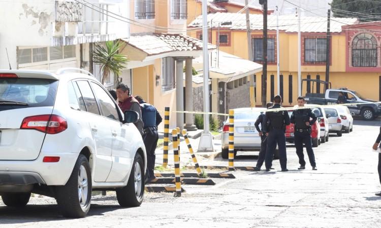 Se desata balacera en La Paz