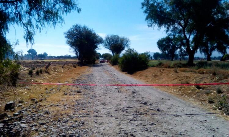 Amarran, torturan y ejecutan a hombre en Tochtepec