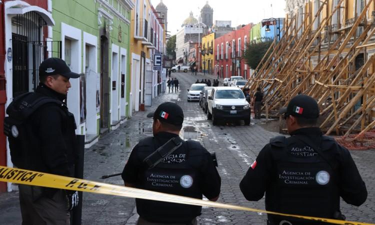 Catean narcotiendita en pleno Centro Histórico