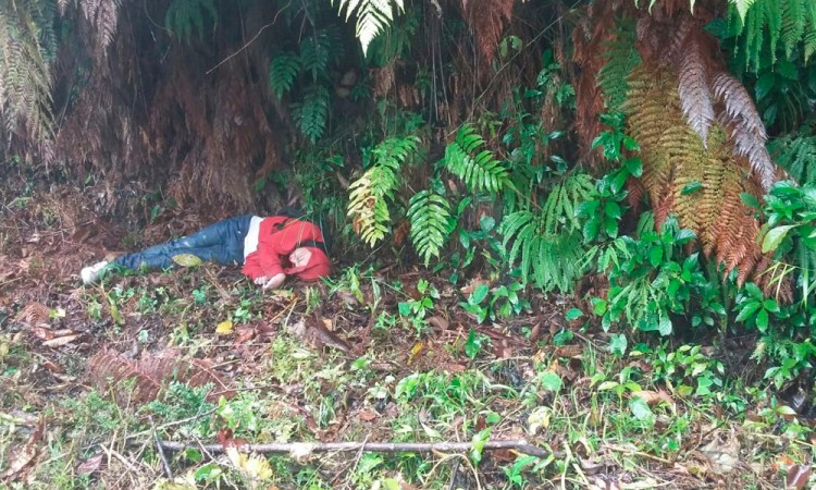 Aparece en Hueytamalco joven levantado en Teziutlán