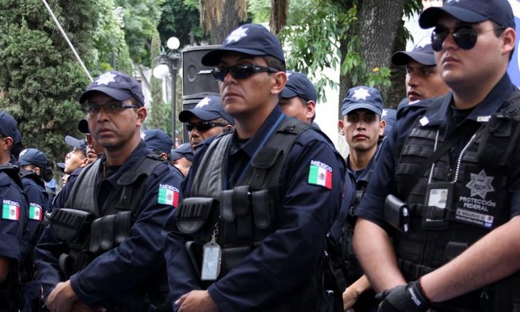 Dejan 19 enfrentamientos 4 polis federales heridos
