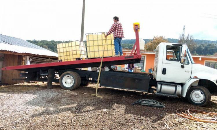 Incautan 4 mil litros de gas en Chignahuapan