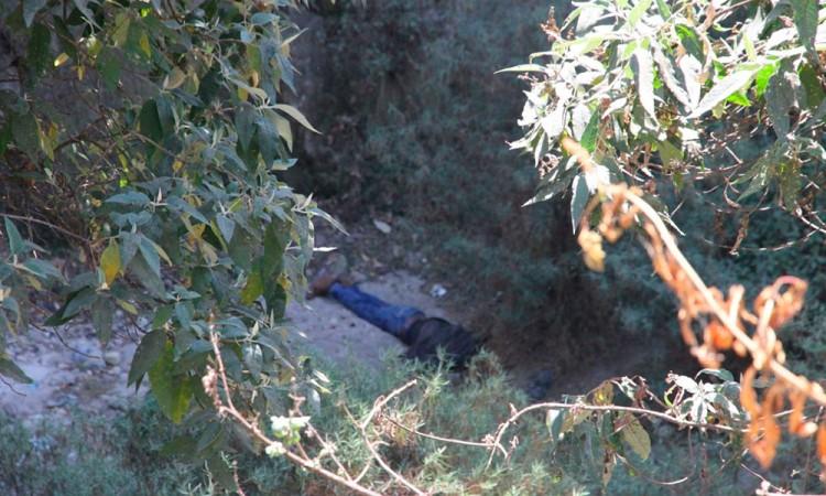 Barrancas de Canoa ocultaban dos cadáveres