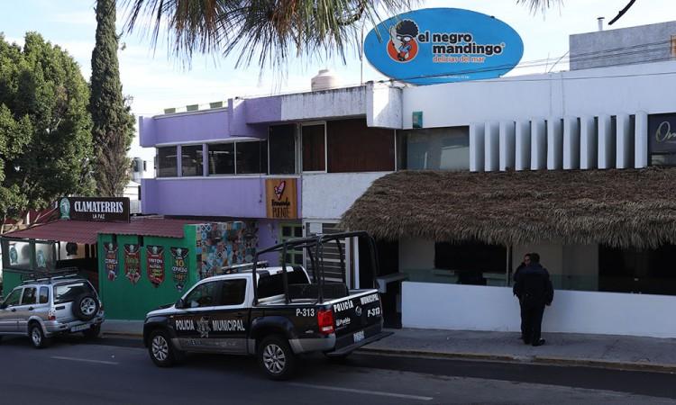 Desatan ladrones balacera en La Paz