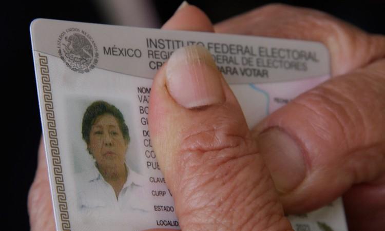 Roban 383 Credenciales para Votar en Puebla