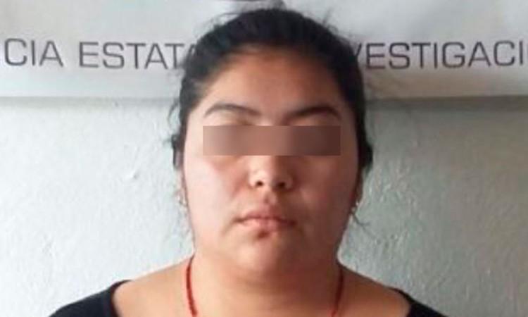 Detienen a mujer por el homicidio de su hija en Nuevo León