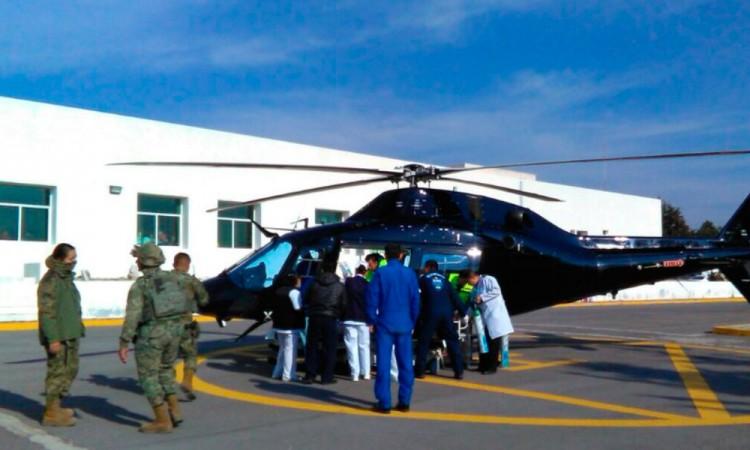 Fallece madre de El Kalimba en operativo de la Marina