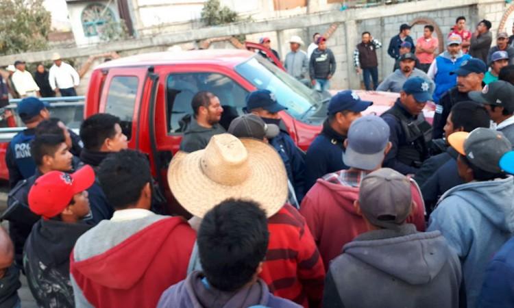 Intentan linchar a presunto ladrón en Ciudad Serdán