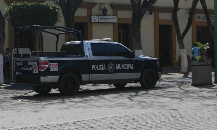 Se dispara policía