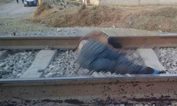 Identifican a muerta en vías del tren