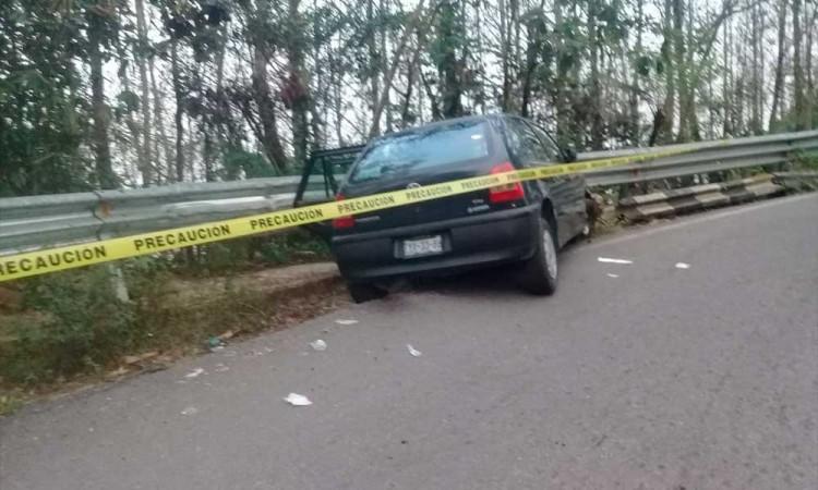 Asesinan a comerciante en la Cuetzalan-Equimita