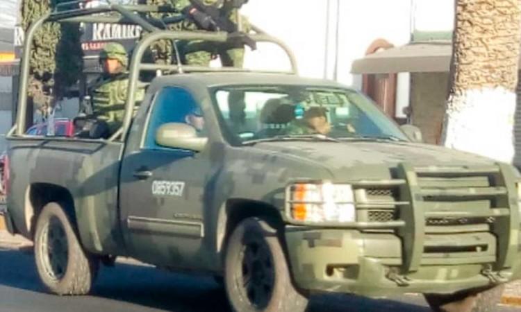 Catea Ejército inmueble en Tecamachalco
