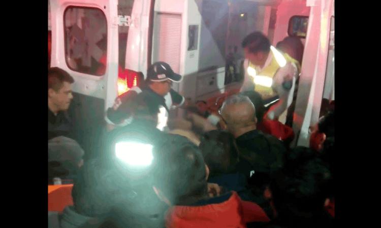 Balacera y un muerto marcan jornada violenta en Texmelucan