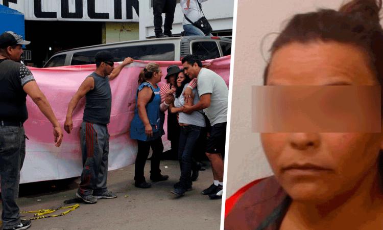 Vinculan a presunta autora intelectual del homicidio de Meztli Sarabia