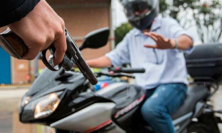 Roban 2 motos en 1 hora en Izúcar
