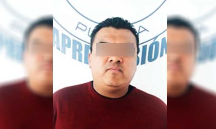 Puebla y Nuevo León detienen a sujeto por robo de maquinaria