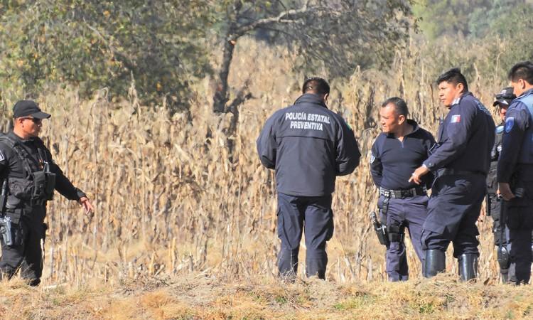 Descuartizan y botan a dos sujetos en San Miguel Espejo